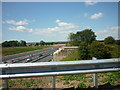 SE2987 : The old bridge over the A1, soon to be the A1M by Ian S