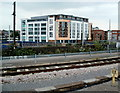 ST5972 : Hotel Ibis Bristol Temple Meads Quay  by Jaggery