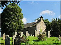 NY9257 : St. Helen's  Church, Whitley Chapel by Mike Quinn