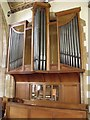 TF0279 : Organ in St Chad's, Dunholme by J.Hannan-Briggs