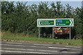 SP5576 : A5 near Lilbourne by Stephen McKay