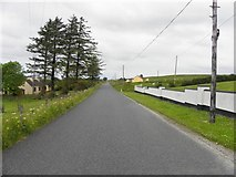 G7886 : Road at Carrickatieve by Kenneth  Allen
