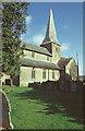 SO3914 : Llantilio Crosenny church by Stephen McKay