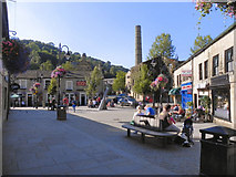 SD9927 : St George's Square, Hebden Bridge by David Dixon
