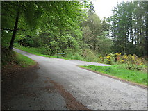 NX4464 : The entrance to Angler's Car Park by Ann Cook