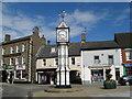 TF6103 : Downham Market Clock by Josie Campbell