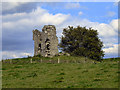 SD5045 : Greenhalgh Castle by David Dixon