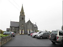 H2893 : St Columba's RC Church, Doneyloop by Kenneth  Allen