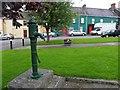 H2694 : Village pump, Castlefinn by Kenneth  Allen