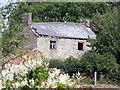 SK8681 : Derelict House at Manor Farm by J.Hannan-Briggs