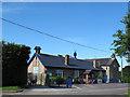TQ4359 : Cudham primary school by Stephen Craven