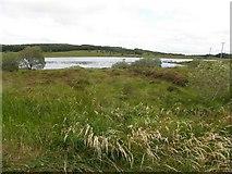 G7782 : Croagh Lough by Kenneth  Allen