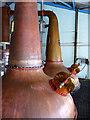 NR3845 : Stills at Laphroaig Distillery by John Allan