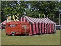 SU9357 : Bisley Camp: Hot Rod Hayride 2011 by Alan Hunt