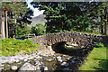 NY1606 : Netherbeck Bridge, Wasdale by Ian Taylor
