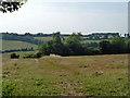 TQ4059 : Footpath west of Norheads Farm by Robin Webster