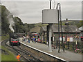 SE0335 : Oxenhope Station by David Dixon