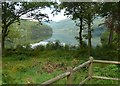 NS1493 : Looking up Loch Eck by Russel Wills