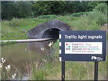 NS8579 : Rough Castle Tunnel, North Portal by M J Richardson