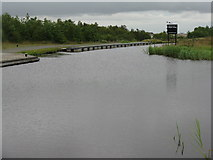 NS8579 : Welcome to the Union Canal by M J Richardson
