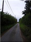 TM4160 : Church Road, Friston by Geographer