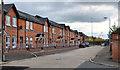 J3476 : Ivan Street, Belfast by Albert Bridge