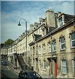 ST7565 : Terrace on London Road by Robert Lamb