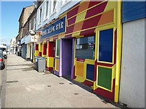 NS2982 : The Clyde Bar, West Clyde Street, Helensburgh by David Gearing