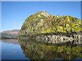 NR9894 : Eilean Aoghainn by Martin Jones