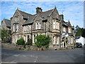 NY7204 : The Black Swan Hotel, Ravenstonedale by David Purchase