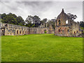 SE2768 : Fountains Abbey Ruins by David Dixon
