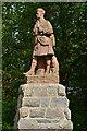 NN1126 : War Memorial - Loch Awe by The Carlisle Kid