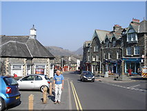 NY3704 : Ambleside - Rydal Road by Ian Cunliffe