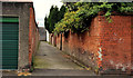 J3774 : Back entry, Belfast (4) by Albert Bridge