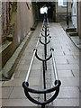 HU4741 : Lerwick: Bank Lane by Chris Downer