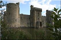 TQ7825 : Bodiam Castle by David Robinson