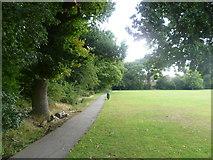 TQ4667 : Poverest Recreation Ground by Marathon