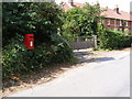 TM2648 : Briarwood Road Postbox by Geographer