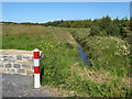 G7050 : Bridge over the stream by Jonathan Wilkins