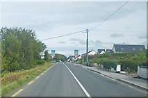 G4233 : Entering Dromore West near the R297 junction by C Michael Hogan