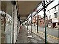 SJ9495 : Market Street colonnade by Gerald England