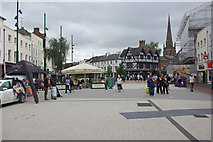 SO5140 : High Town, Hereford by Stephen McKay