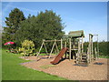 SU5455 : The Vine Pub - play area by Given Up