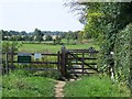 TL0799 : Footpath From Wansford by Geoff Pick
