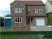 SE5947 : New house, Myrtle Avenue, Bishopthorpe by Alex McGregor