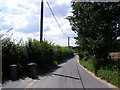 TM2348 : Lodge Road & footpath by Adrian Cable