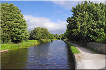 SD4863 : Lancaster Canal by Ian Taylor