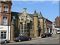 SP7560 : Castilian Court (3) by Alan Murray-Rust