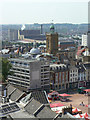 SP7560 : View from the Grosvenor Centre by Alan Murray-Rust