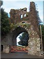 S0038 : Old gate tower west of Golden by Neil Theasby